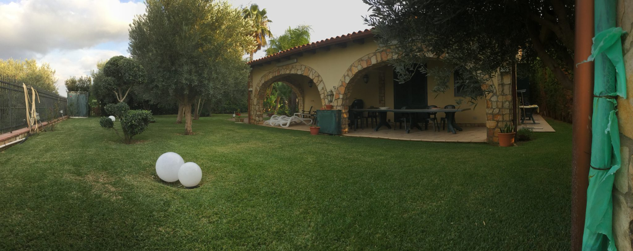 073  - Villa in contrada Mazzaforno- Settefrati, Cefalù.