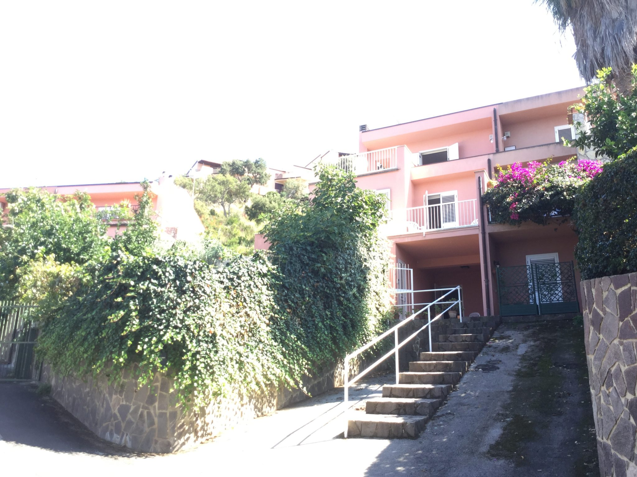 074  - Villa panoramica , Via dei Casali, Cefalù.