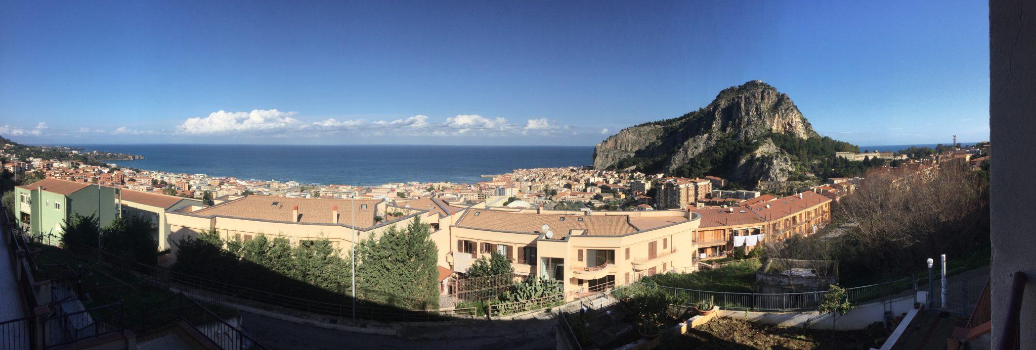 109  - Appartamento panoramico in via Giubileo Magno, Cefalù.