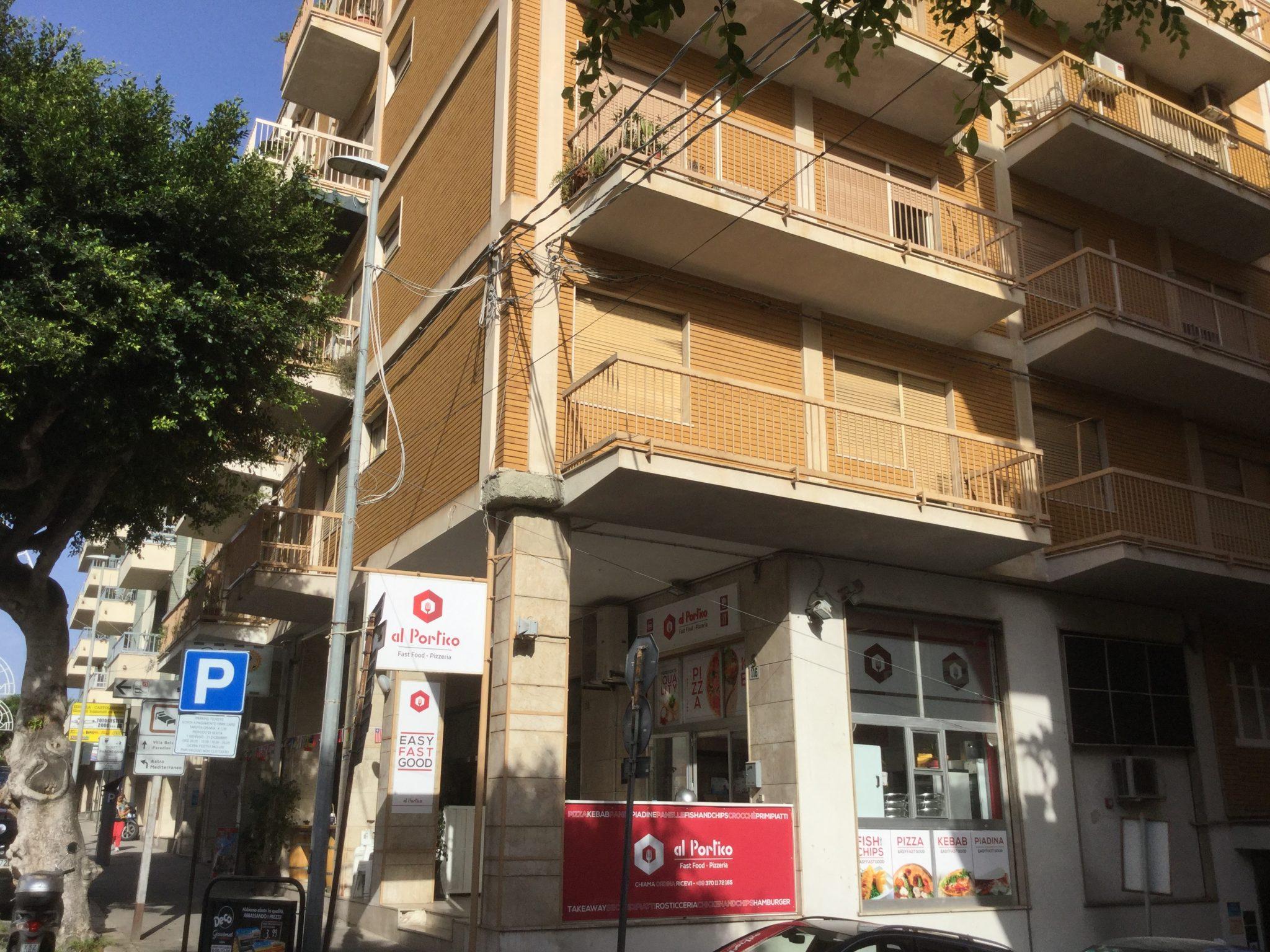 115 - Grande appartamento , Via Vazzana, Cefalù.